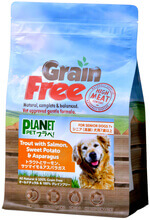 Grain Free Trout, Salmon, <br/>Sweet Potato & Asparagus | For Senior Dogs above 7 years | 2kg, 4kg, 6kg
