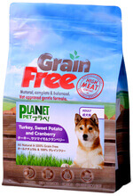Grain Free Turkey, <br/>Sweet Potato & Cranberry | Single Protein, Hypo-allergenic | 2kg, 4kg, 6kg, 12kg